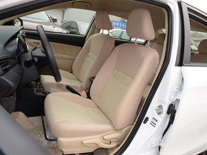 2017款1.5E CVT魅动版  前排座椅