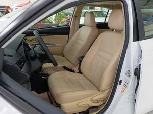 2017款1.5GS CVT锐动版  前排座椅