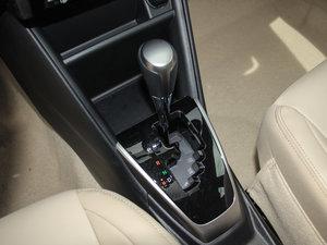 2017款1.5GS CVT锐动版  变速挡杆