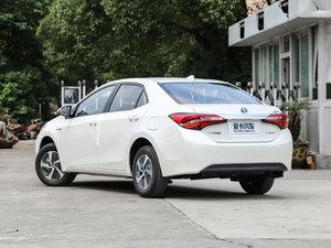 2017款1.8H GS CVT精英天窗版 后侧45度