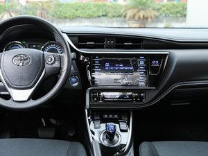 2017款1.8H GS CVT精英天窗版 中控台