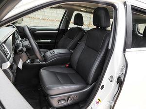 2017款2.0T 七座四驱豪华版 前排座椅