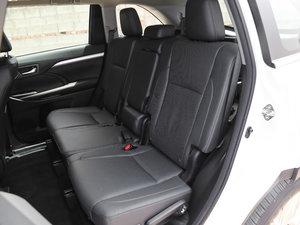 2017款2.0T 七座四驱豪华版 后排座椅