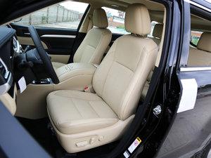 2017款2.0T 七座四驱豪华导航版 前排座椅