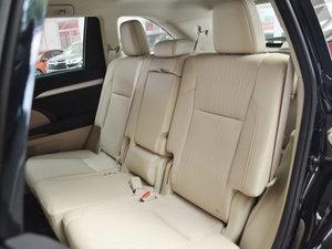 2017款2.0T 七座四驱精英版 后排座椅