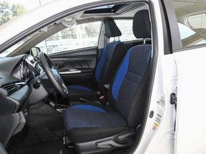 2017款1.5G CVT劲速天窗升级版 前排座椅