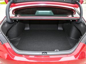 2018款2.5S 锋尚版 行李厢空间