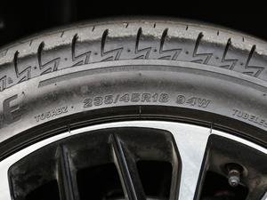 2018款2.5S 锋尚版 轮胎尺寸