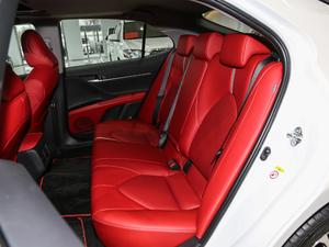 2018款2.5S 锋尚版 后排座椅