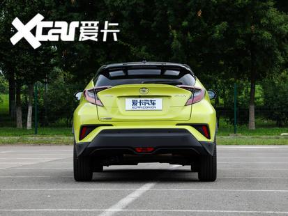 广汽丰田2018款丰田C-HR