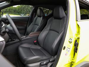2018款2.0L CVT旗舰版 前排座椅