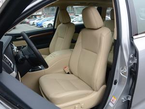 2018款2.0T 四驱至尊版 7座 前排座椅