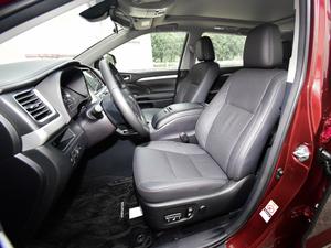 2018款2.0T 四驱尊贵版 7座 前排座椅