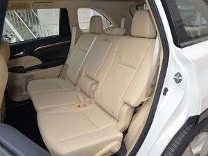 2018款2.0T 四驱至尊版 7座 后排座椅