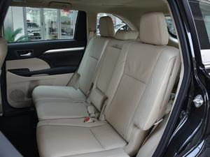 2018款2.0T 四驱豪华版 7座 后排座椅