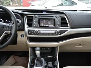 2018款2.0T 四驱豪华版 7座 中控台