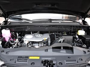 2018款2.0T 四驱豪华版 7座 发动机