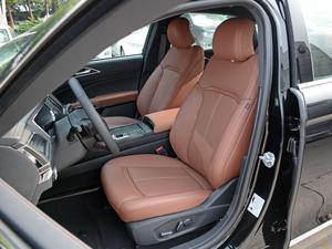 2018款EcoBoost 245 Cognac特别版 前排座椅