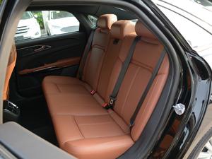 2018款EcoBoost 245 Cognac特别版 后排座椅