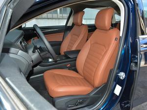 2018款EcoBoost 200 Cognac特别版 前排座椅
