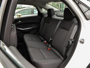 2019款1.5L 自动质享型 后排座椅