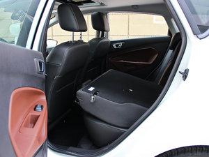 2014款1.0 GTDi 自动劲动型 后排座椅放倒