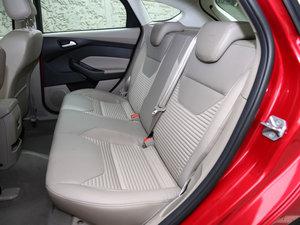 2015款EcoBoost 125 自动超能风尚型 后排座椅