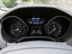 2015款EcoBoost 125 自动超能风尚型 仪表
