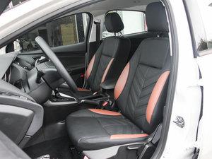 2017款1.6L 自动舒适型智行版 前排座椅
