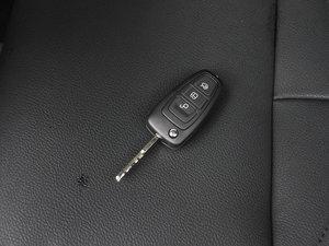 2017款1.6L 自动舒适型智行版 钥匙