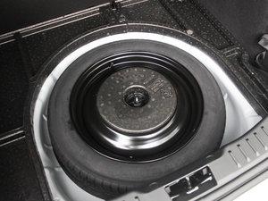 2017款1.6L 自动舒适型智行版 备胎
