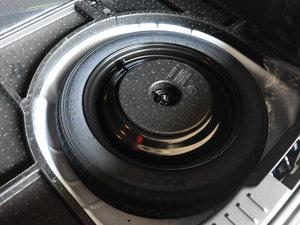 2017款EcoBoost 125 自动超能风尚型智行版 备胎