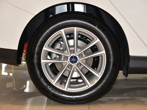 2017款1.6L 自动风尚型智行版 轮胎