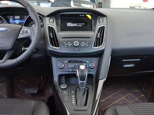 2017款EcoBoost 180 自动精英型 中控台