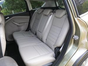 2017款EcoBoost 180 四驱豪翼型 后排座椅
