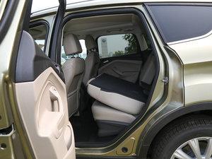 2017款EcoBoost 180 四驱豪翼型 后排座椅放倒