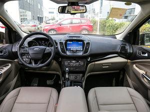 2017款EcoBoost 180 四驱豪翼型 全景内饰
