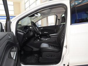 2017款EcoBoost 245 四驱尊翼型 前排空间