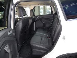 2017款EcoBoost 245 四驱尊翼型 后排空间