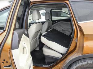 2017款EcoBoost 245 四驱尊翼型 后排座椅放倒