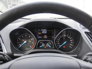 2017款EcoBoost 245 四驱尊翼型 仪表