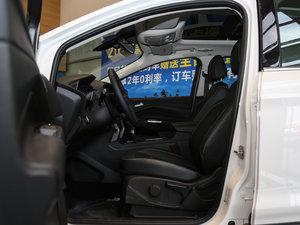 2017款EcoBoost 180 两驱虎跃型 前排空间
