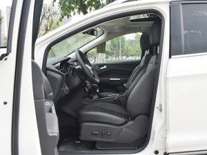 2017款EcoBoost 245 四驱运动型 前排空间