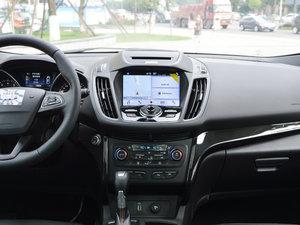 2017款EcoBoost 245 四驱运动型 中控台
