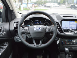 2017款EcoBoost 245 四驱运动型 方向盘