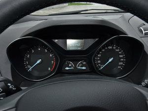 2017款EcoBoost 180 两驱虎跃型 仪表