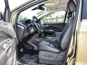 2017款EcoBoost 180 两驱豪翼型 前排空间
