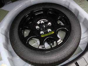 2017款EcoBoost 245旗舰型 备胎