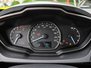 2017款1.5L 自动舒适型 仪表
