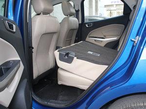 2018款2.0L 自动四驱尊翼型 后排座椅放倒